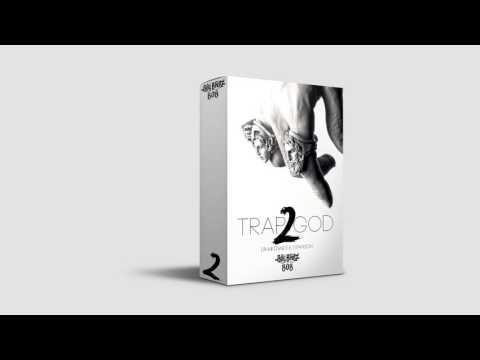 RayBeatz808 - Trapgod 2 Soundkit / Drumkit / Nexus Expansion ( Free Download )