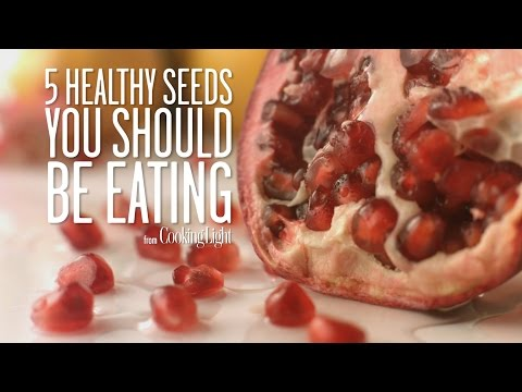 Healthy Seeds You Ought To Be Eating