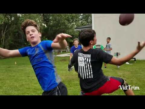 Thumbnail: Tackle Football Without Pads 3