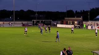 MATCH HIGHLIGHTS: CORBY TOWN 1-0 SUTTON COLDFIELD TOWN: