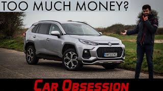2021 Suzuki Across Review: Too Much Money???