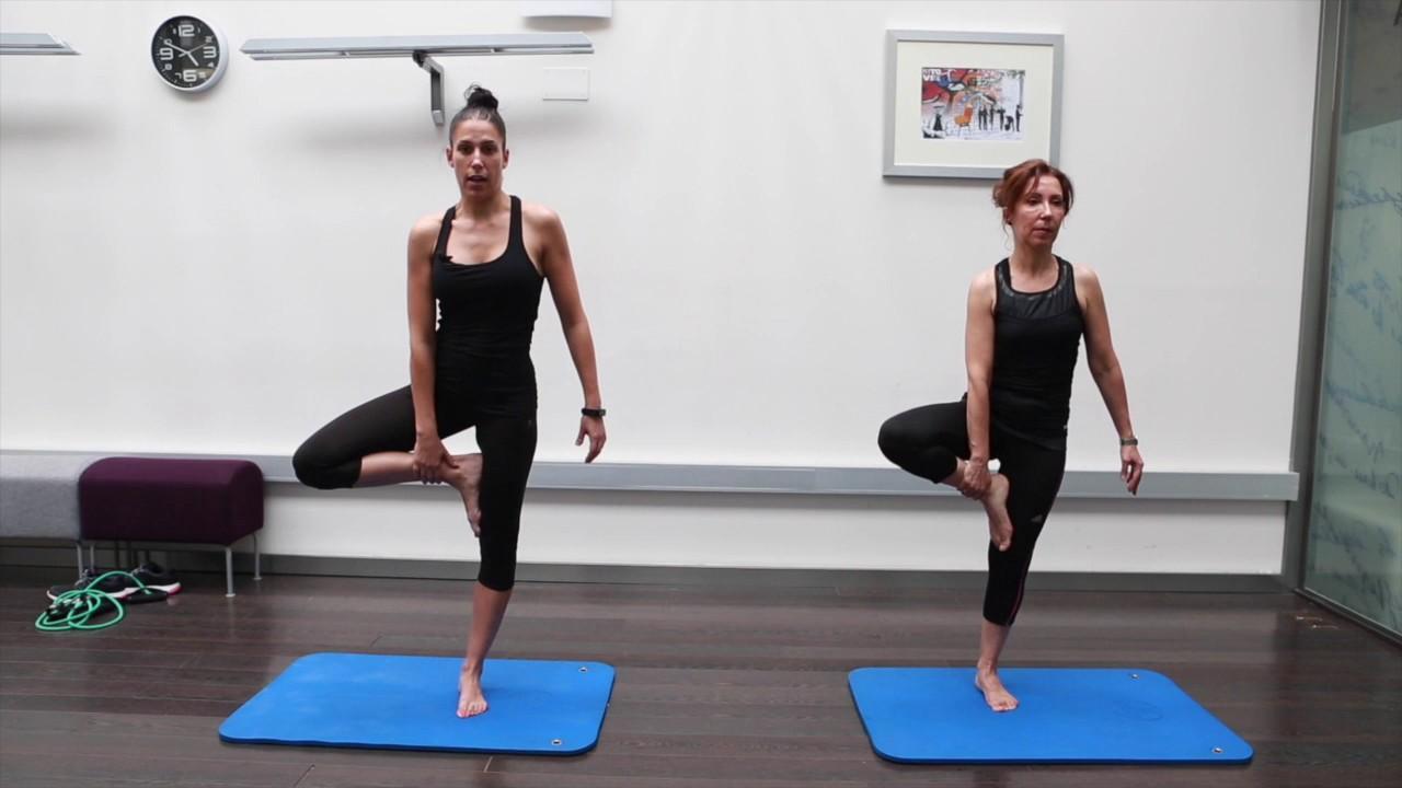 Ejercicios En Circuito Y Coordinacion : Ejercicios para trabajar tu propiocepción equilibrio y