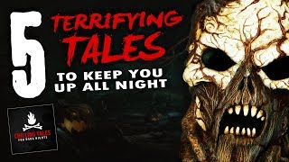 5 Seriously Scary Stories to Keep You Up All Night ― Creepypasta Horror Story Compilation