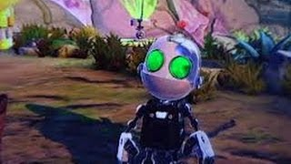Secret Agent Clank - Sony PSP - Game Trailer - TV Spot - High Impact Games - 2008
