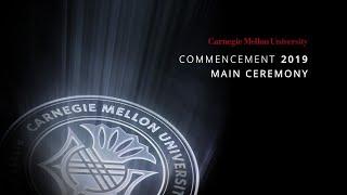 Carnegie Mellon University's 122nd Commencement