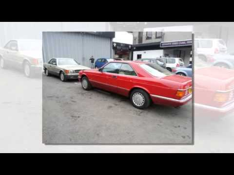 Car Body Repairs ECS Accident Repair Centre YouTube - Mercedes benz body repair centre