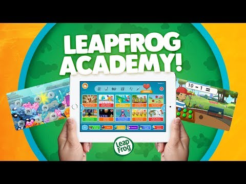 LeapFrog Academy! | A Toy Insider Play by Play
