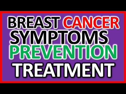 breast cancer symptoms,signs,detection and treatment|how to prevent and reduce risk of breast cancer