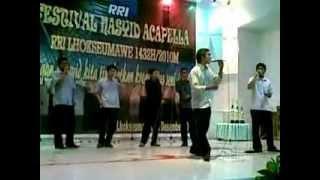 Assalamu'alaikum.mp4 salsabilNAD nasyid acapella