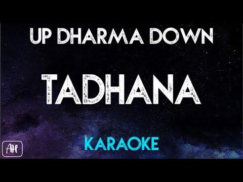 Tadhana (Karaoke) - Up DharmaDown