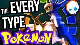What if Arceus REALLY WAS All Types? | Gnoggin Pokemon Theory