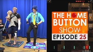 Crypt of the Necrodancer with Dance Pads & Rocket League, PLUS MORE - The Home Button Show Ep. 25