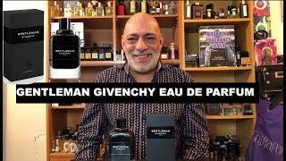 NEW Gentleman Givenchy Eau de Parfum Fragrance Cologne Review + GIVEAWAY (CLOSED)