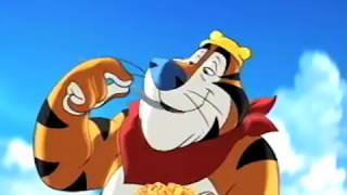 "Kelloggs Frosted Flakes ""High Dive"" 30sec"