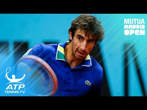 Cuevas, Nadal and Kyrgios in Top Five Shots | Mutua Madrid Open 2017 Highlights