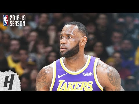New Orleans Pelicans vs Los Angeles Lakers - Full Highlights | Feb 27, 2019 | 2018-19 NBA Season