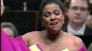 Kathleen Battle - Over My Head I Hear Music in the Air