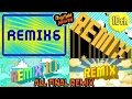 All Final Remix in Rhythm Heaven (gba,ds,wii,3ds)