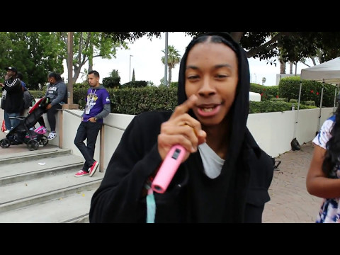 """Rayan """"Ray Ray"""" from Mindless Behavior-Interview 5-6-2017"""