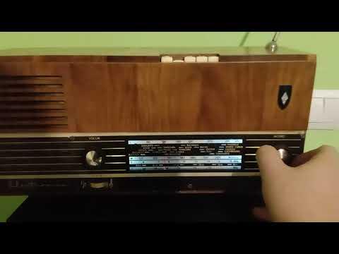 Radio Nordic S-652 TA2