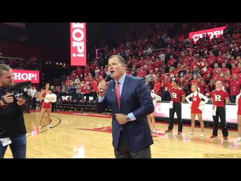 Greg Schiano's halftime speech at Seton Hall-Rutgers