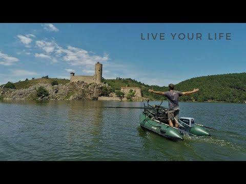 LIVE YOUR LIFE - Carp Adventure
