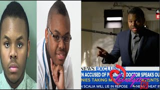 Ratchet FL~ANOTHER Phony Teen Doctor (Malachi Dr.Love) ARRESTED~Storms Out Of An Interview