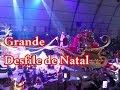 Gramado com criança - 4º dia Parte II: O Pasteleiro e o Grande Desfile de Natal | VTM
