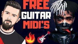 100+ Free Guitar Loops & Midi Files 2019 🎸(+ Bonus Loops) 🔥
