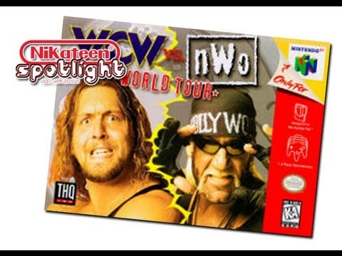 Spotlight Video Game Reviews - WCW vs. nWo: World Tour (Nintendo 64)