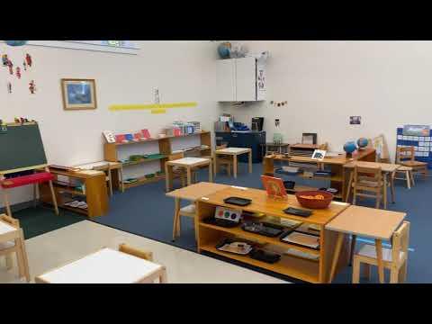 Reading Montessori School second classroom