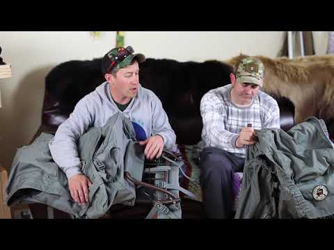 Barneys Hunting Packs