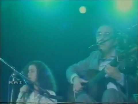 Chega de saudade - João Gilberto e Bebel Gilberto em Roma.