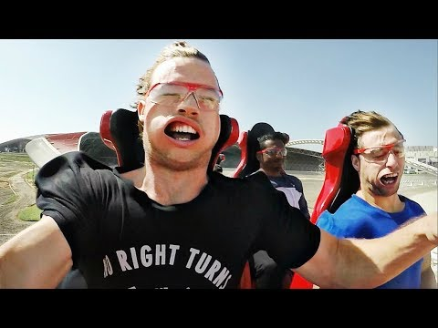 GoPro ON THE WORLD'S FASTEST ROLLERCOASTER!