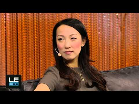 Clara Shih, Founder & CEO, Hearsay Social - LeWeb'13 Paris - The ...