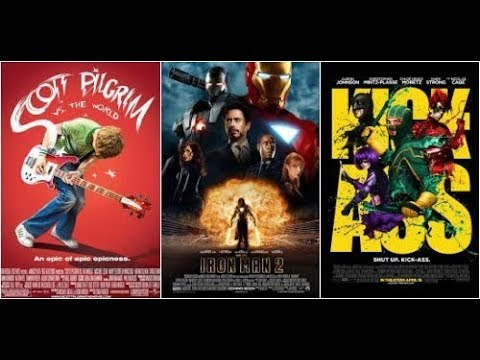 The History of Comic Book Films: Part 14 (2010)