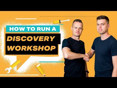 How to Run a Discovery Workshop with a Client - Ep 17 - Silence is Golden