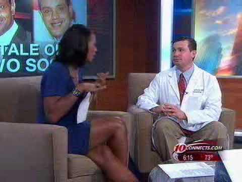 11/11/09 Dr. Seth Forman Talks About Sammy Sosa's Lighter Skin on WTSP