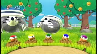 Wii Play: Motion - Veggie Guardin' Recall Mode (Max 50 Series)
