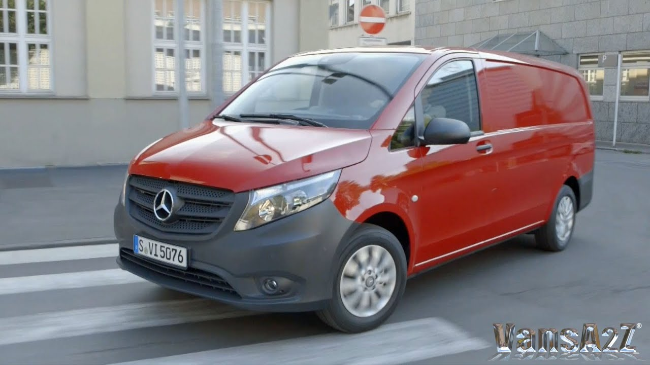 all new mercedes vito 2014 revealed youtube. Black Bedroom Furniture Sets. Home Design Ideas