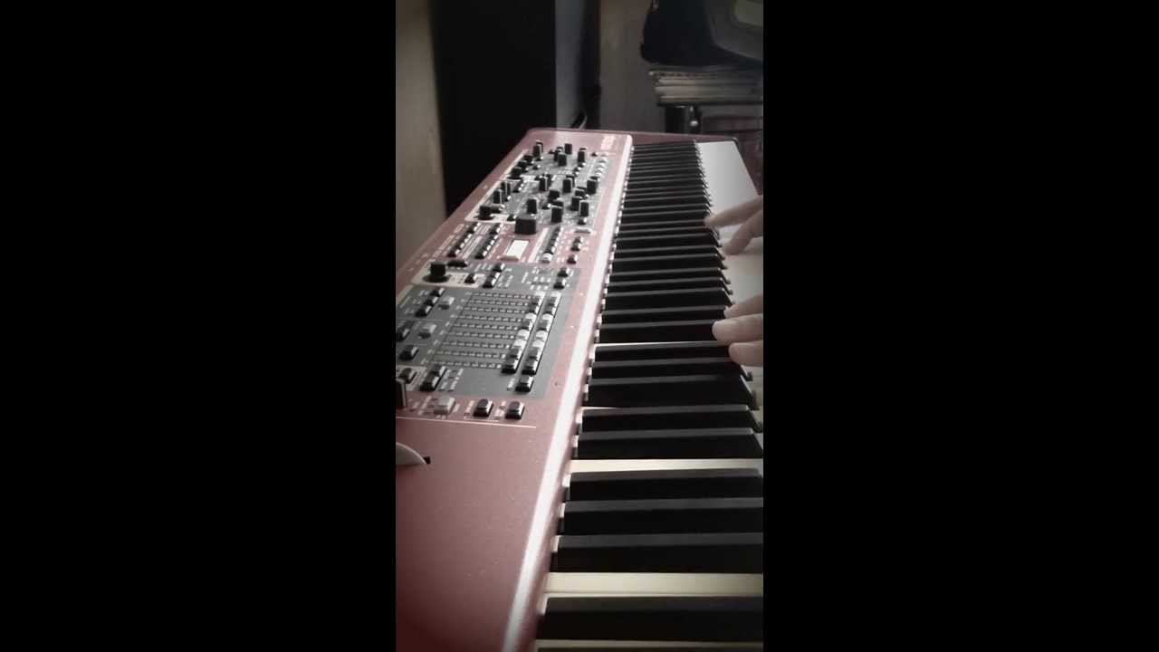 (piano learning) Antonia COVER - Pat Metheny - YouTube