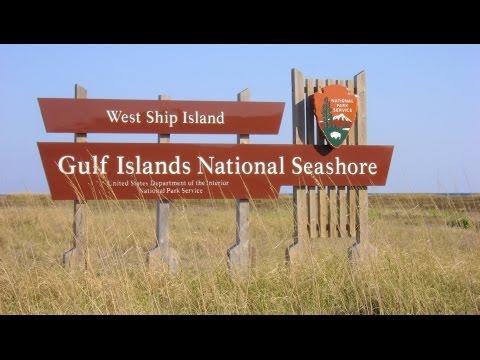 Gulf Islands National Seashore travel video