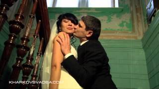 Свадьба. Видеосъемка в старом замке