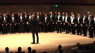 Chanticleer & the US Naval Academy Men