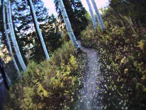 Aspen Mountain Biking Government trail Buttermilk