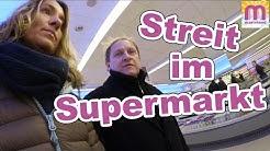 STREIT IM SUPERMARKT | Shoppen im Sky XXL Kiel | Vlog #8 marieland