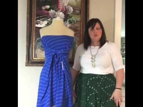 LuLaRoe Irma Tunic Styling Tips