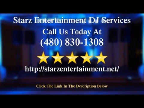 Prices for a  DJ Tempe AZ