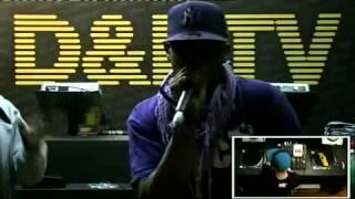 DJ RUFFSTUFF & MC SKIBADEE @ D&BTV LIVE 90