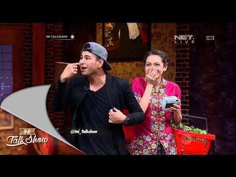 Ini Talk Show - 24 April 2015 Part 1/5 - Raffi Ahmad, Nagita Slavina, Amy Qanita dan Nisya Ahmad